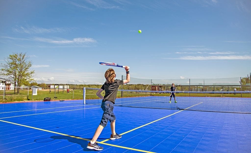 Tennis - Aktivitetsbyen Gamle Fredrikstad