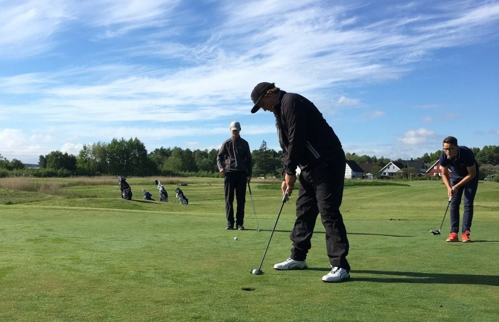 Golf Pay & Play 9-hull - Akrivitetsbyen Gamle Fredrikstad