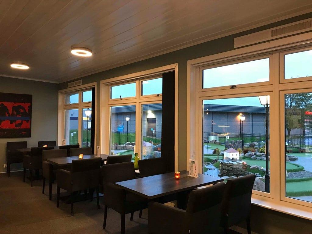 Cafe i Aktivitetsbyen Fredrikstad